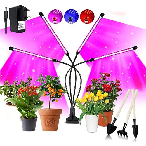 Niello Pflanzenlampe LED 40W 80 Bild