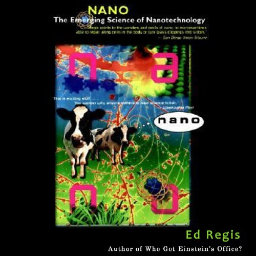 Nano audiobook cover art