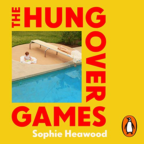 The Hungover Games cover art