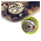 RJJX Reloj mecánico automático Reloj de muñeca Movimiento Día Dominio 2813 Accesorios de Reloj de Alta precisión Accesorios Reloj Fije la Herramienta Reloj Núcleo