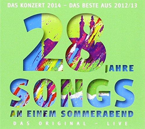 28 Jahre Songs An Einem Sommerabend