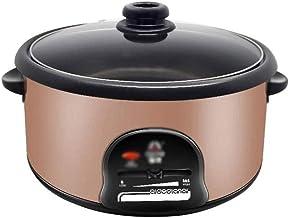 GZQDX Hot Pot électrique Plateau, Fondue Moderne Multi Fonction des ménages Non-Stick sans fumée Hot Pot Friture de Cuisine