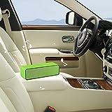 Altavoz Bluetooth, ZoeeTree S4 Subwoofer Inalámbrico Portátil, Altavoces Bluetooth 4.2 estéreo con 10W Driver Doble, Llamadas Manos Libres, Radio FM, 3.5mm AUX/Tarjetas TF Entrada (Verde)