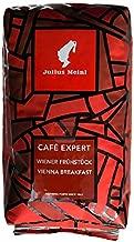 Julius Meinl Premium Whole Coffee Beans - Cafe Expert Vienna Breakfast Blend Medium Roast (2.2 lbs / 1kg Bag). Imported from Austria
