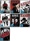 The Blacklist Staffel 1-7 (40 DVDs)