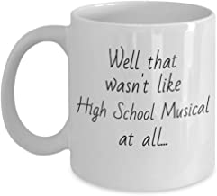 Coffee mug, Graduation, High school graduation gifts, Gifts for her, Mugs with sayings, Gifts for him, Quotes, Espresso cups,High school musical