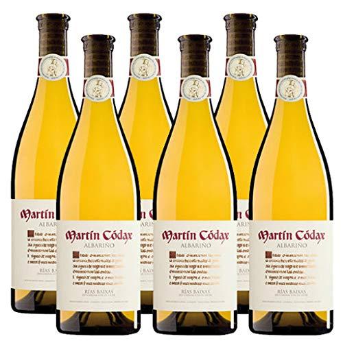 Martín Codax Vino Blanco - Albariño - 6 Botellas
