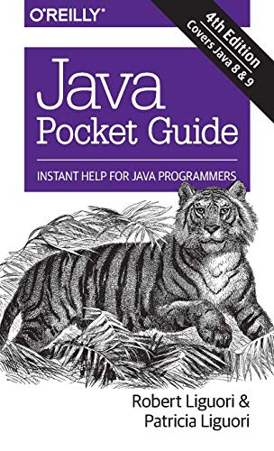 Download Java Pocket Guide: Instant Help for Java Programmers 1491938692