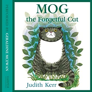 Mog the Forgetful Cat cover art