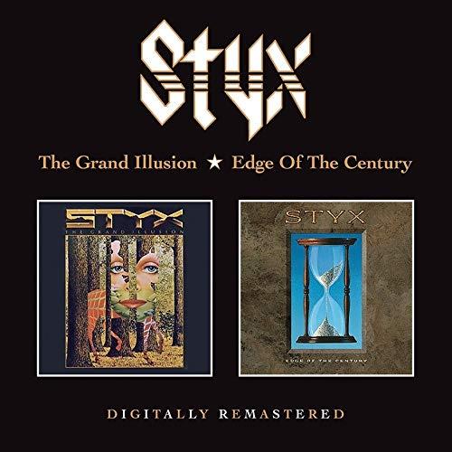 Grand Illusion / Edge Of The Century