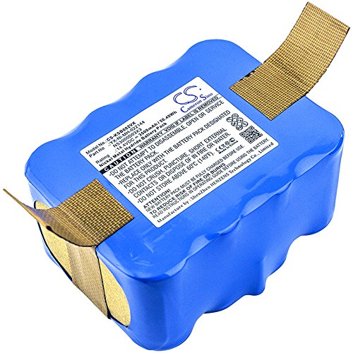 Great Price! CS Standby Battery for Robot Vacuum RBC003, RBC006, RBC009