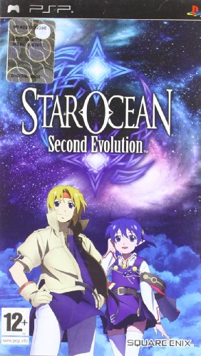 Star Ocean Secon Evolution