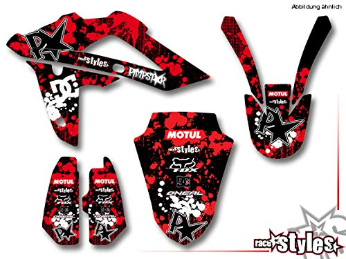 SM 125 2006-2010 Dekor | Decals Aufkleber Graphics