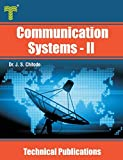 Communication Systems - II: Information Theory, Coding, Spread Spectrum, Fiber Optic and Satellite
