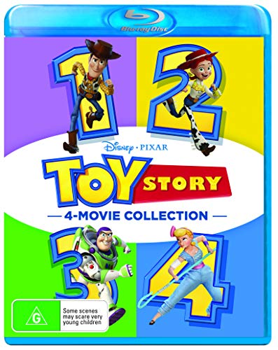 Toy Story - 4 Film Collection