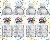 Pocoyo Party Favors Supplies Decorations Water Bottle Labels 12 Pcs