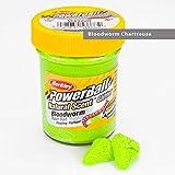 BerkleyPowerbait Natural Scent Trout Bait Glitter Bloodworm Chartre