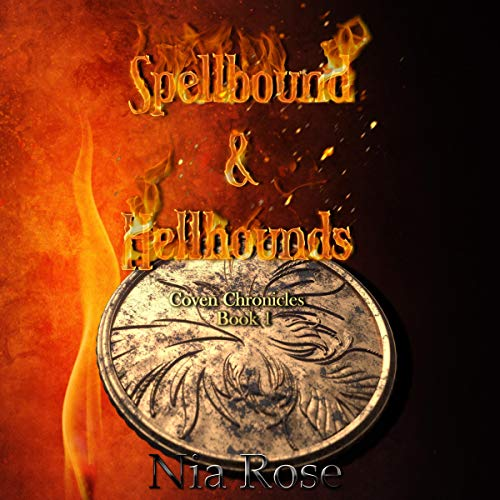 Spellbound & Hellhounds audiobook cover art