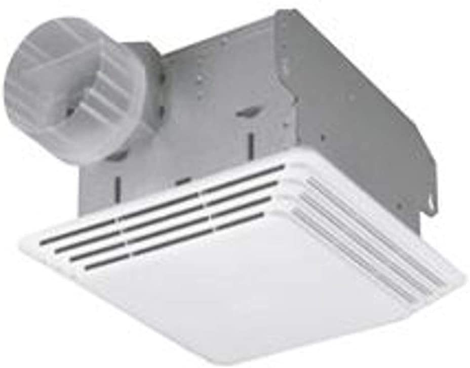 Year-end gift Broan Exhaust Fan with Light Max 80% OFF Finish Kit Cfm 50
