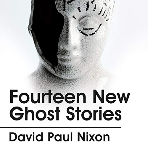 Fourteen New Ghost Stories audiobook cover art