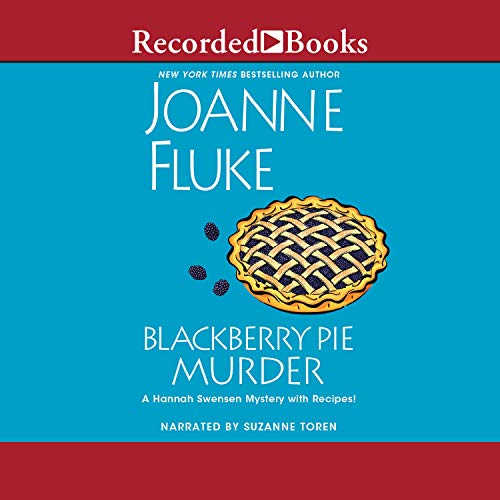 Blackberry Pie Murder cover art