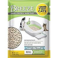 Tidy Cats Cat Litter, Breeze, Litter Pellet Refill, 3.5-Pound Refill by Purina Tidy Cats