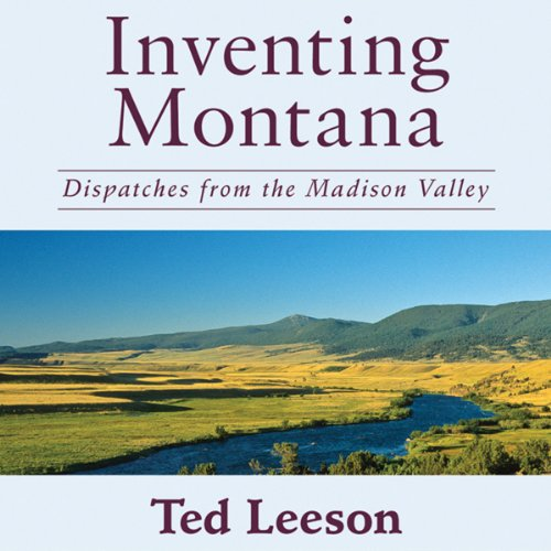 Inventing Montana audiobook cover art