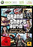 "Grand Theft Auto: Episodes from Liberty City - Zwei Komplette Spiele: ""The Lost and Damned"" + ""The Ballad of Gay Tony"" [Edizione: Germania]"