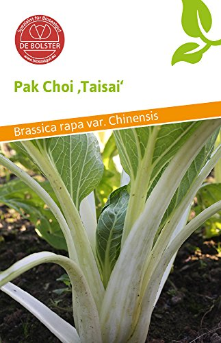 De Bolster 11570 Pak Choi Taisai (Bio-Salatsamen)