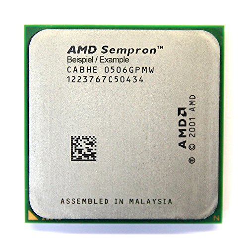 AMD Sempron 64 3000+ 1.8GHz/128KB Sockel/Socket 939 SDA3000DIO2BW Processor CPU