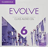 Evolve Level 6 Class Audio CDs