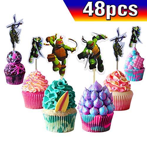 ninja turtle birthday decorations - 6