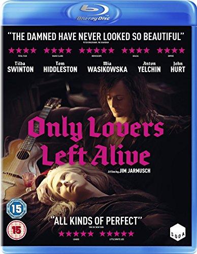 Only Lovers Left Alive [Blu-Ray] (IMPORT) (Keine deutsche Version)
