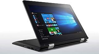 Lenovo YOGA 310 2-in-1 Laptop - Intel Celeron N3350, 11.6-Inch HD Touch, 64GB, 4GB, Eng-Arb-Keyboard, Windows 10, Black