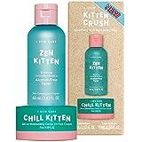 I Dew Care Kitten Crush   Toner and Moisturizer Set   Korean Skincare Facial Treatment Gift   Vegan, Cruelty-Free, Paraben-Free