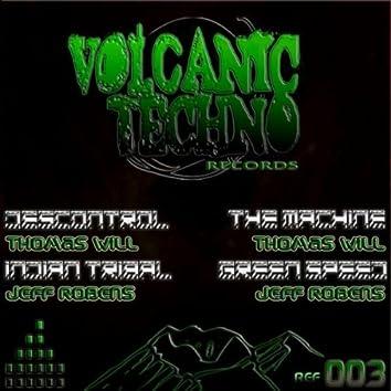 Volcanic Techno 003