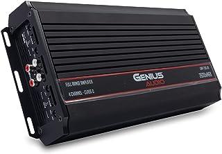 $243 » Sponsored Ad - Genius Audio GMP-200.4D Compact Mini-Plus Car Audio Amplifier 4 Channel 2600 Watts Max Class D 2-Ohm Stable...