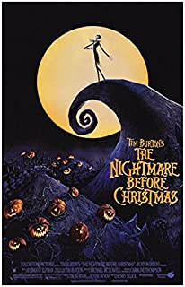 Poster The Nightmare Before Christmas, Mini 11 x 17 inches