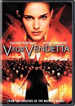 V for Vendetta  Widescreen Edition  by Warner Home Video