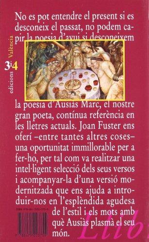 Antologia Poètica D´Ausiàs March (Llibres clau)