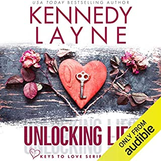 Unlocking Lies cover art