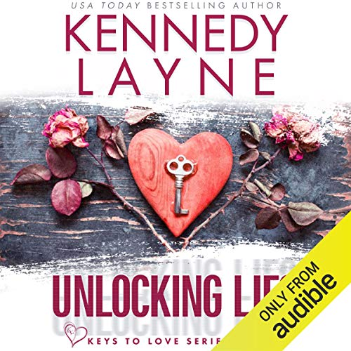 Unlocking Lies audiobook cover art