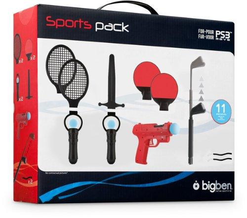 Newave Italia Sport Pack 11 - accesorios de juegos de pc (Negro)
