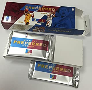 panini preferred basketball