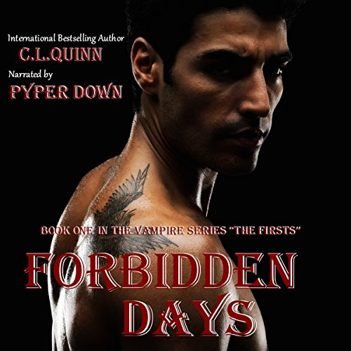 Forbidden Days audiobook cover art