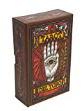 Tarot del Toro: A Tarot Deck and Guidebook Inspired by the World of Guillermo del Toro