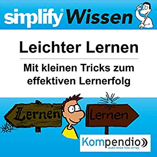 Simplify Wissen - Leichter Lernen Titelbild