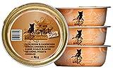Catz finefood fillets Número 409–Pute, Pollo & Conejo En Jelly, 12Unidades (12x 85g)