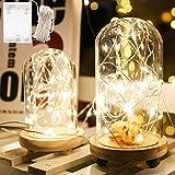 Luces de hadas Cadena de luces LED Guirnalda de Navidad Hogar Boda Año nuevo Decoración Cadena de luz usb 4m40 leds