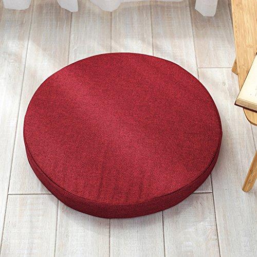 coussin / . / rond coussin -H 60 cm de diámetro (24 pulgadas)
